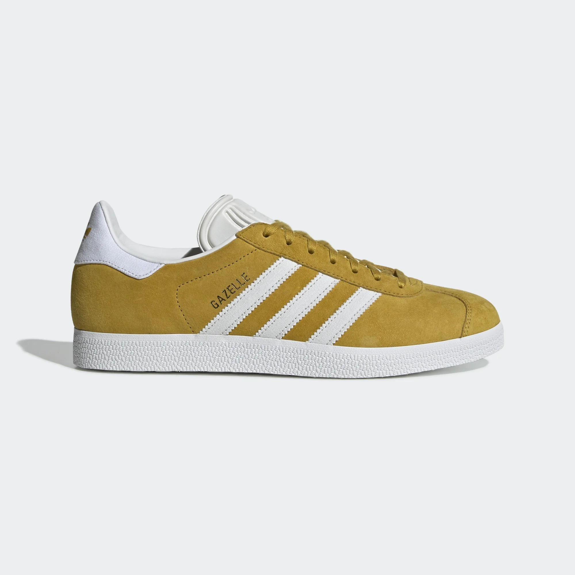 adidas DA8870 Gazelle Raw Ochre/White