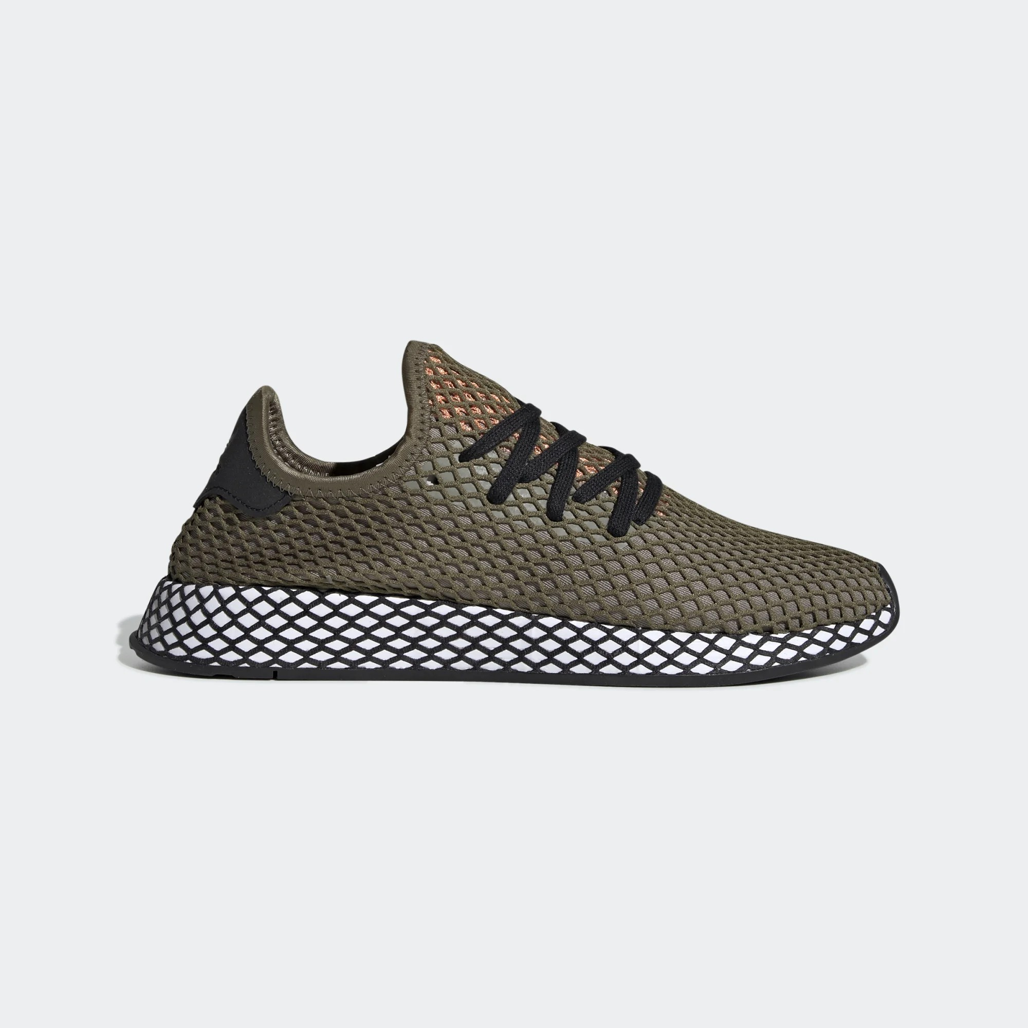 Adidas Originals Deerupt Runner Green BD7894