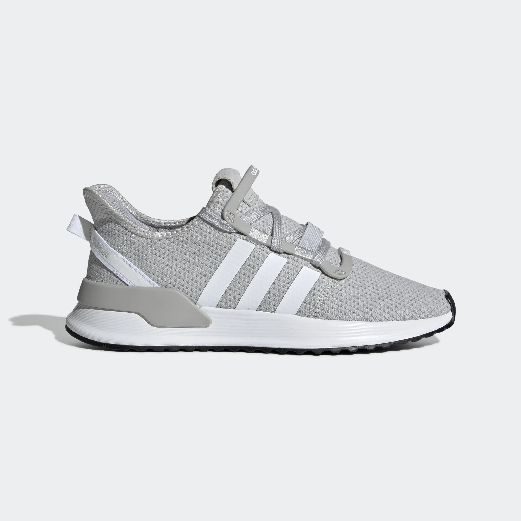 adidas U_Path Run Casual LGH Solid Grey/Footwear White G27645