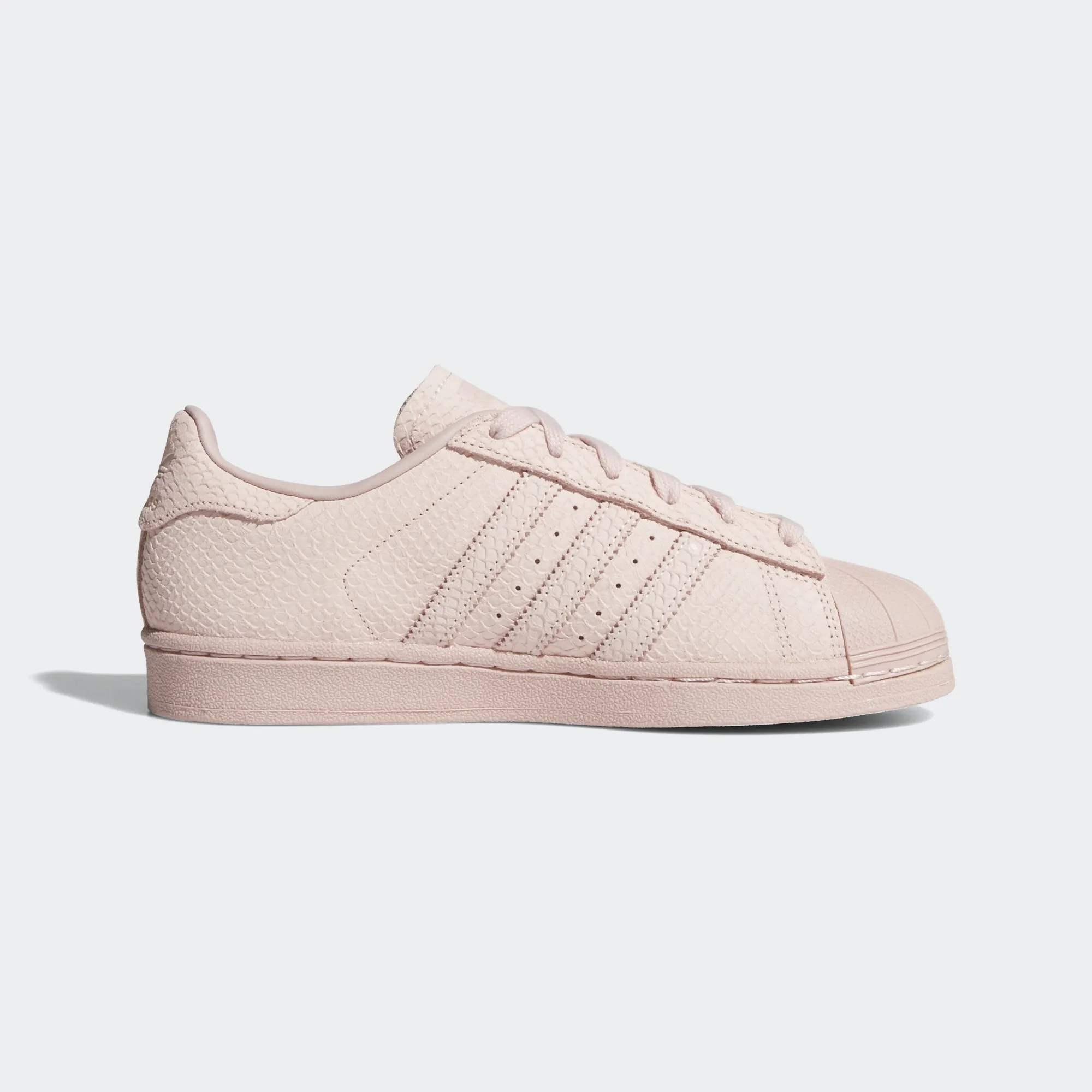 adidas Originals Superstar Premium Icey Pink/Silver Metallic B41506