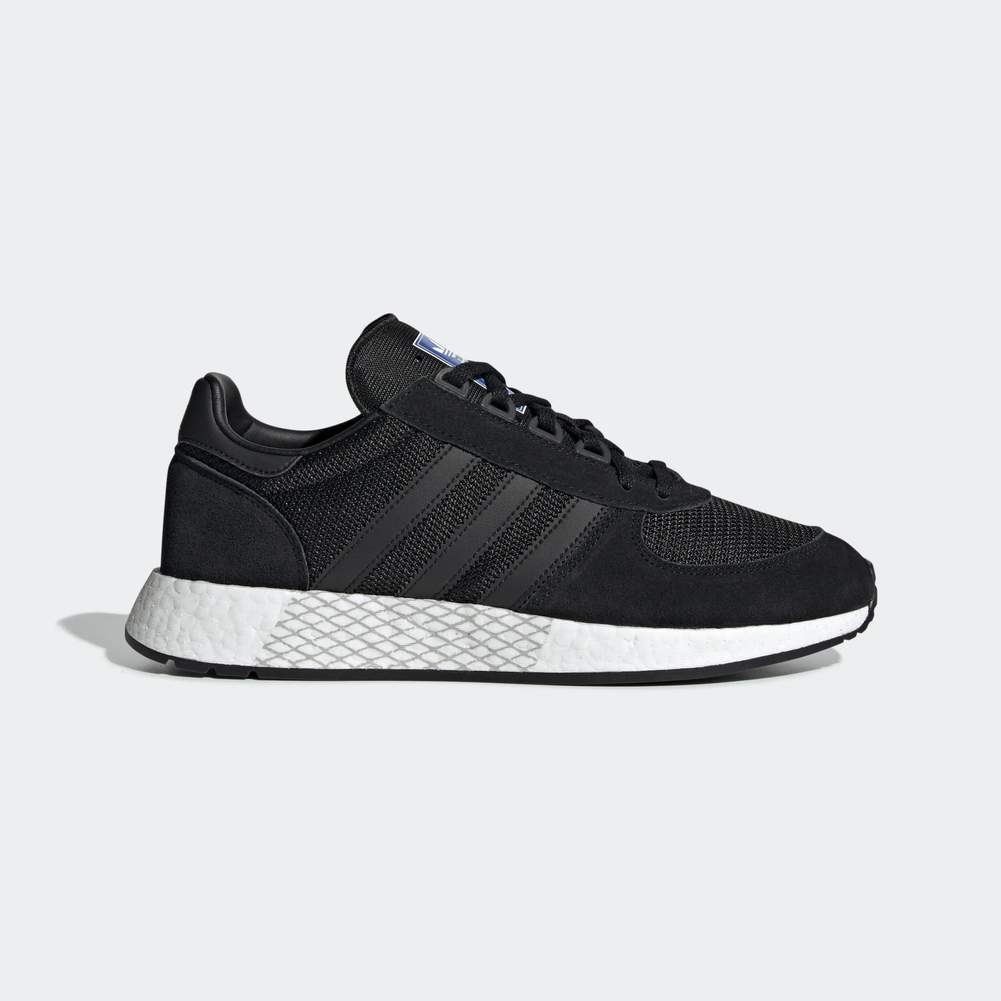adidas Marathon Tech Black White G27463