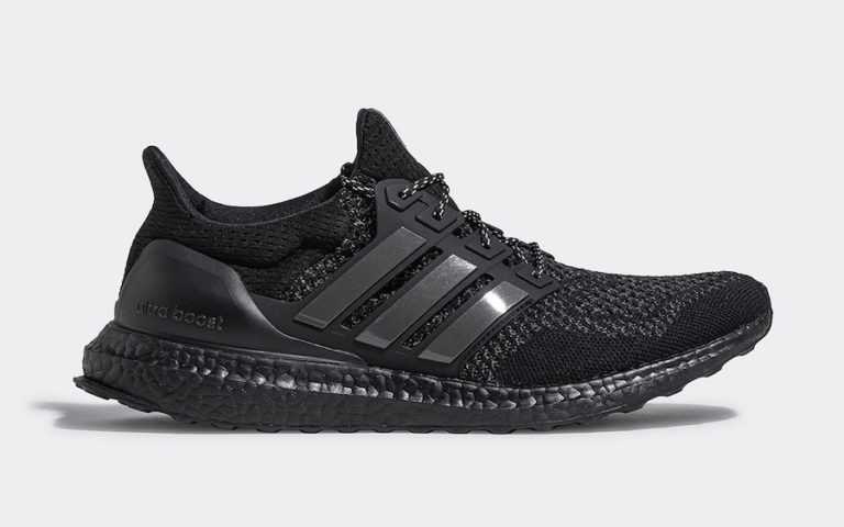 adidas Ultra Boost 1.0 Show Me The Money Black - FW8233