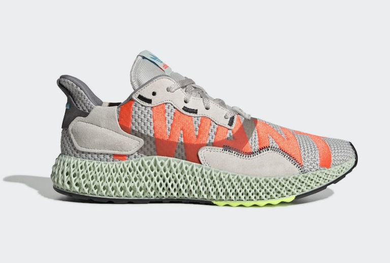 adidas ZX 4000 4D I Want I Can EF9624