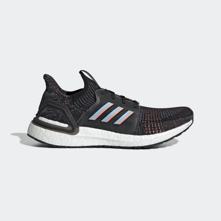 UltraBoost 2019 'Black Glow Blue' - adidas - G54011