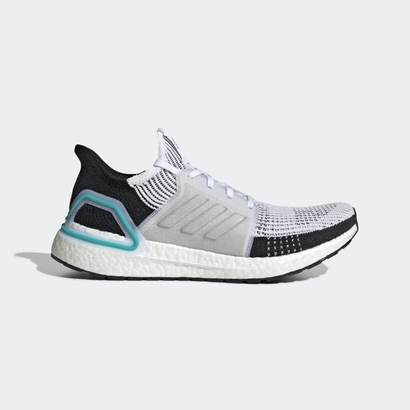 adidas Ultra Boost 19 White Royal - G54012