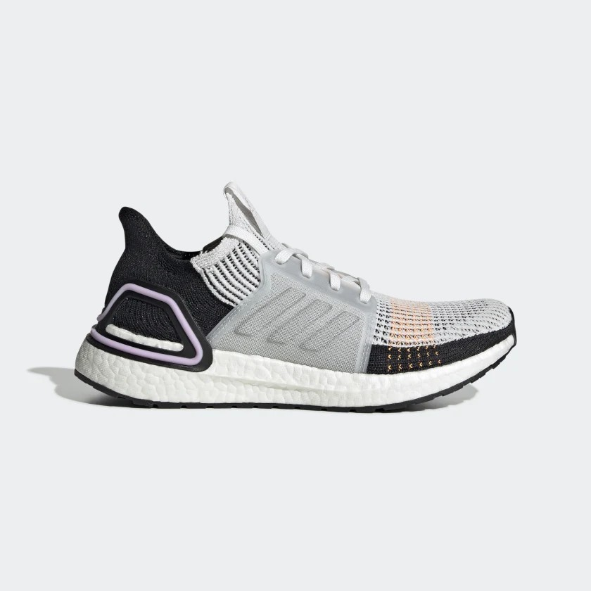 Wmns UltraBoost 19 'Crystal White' - adidas - G27481