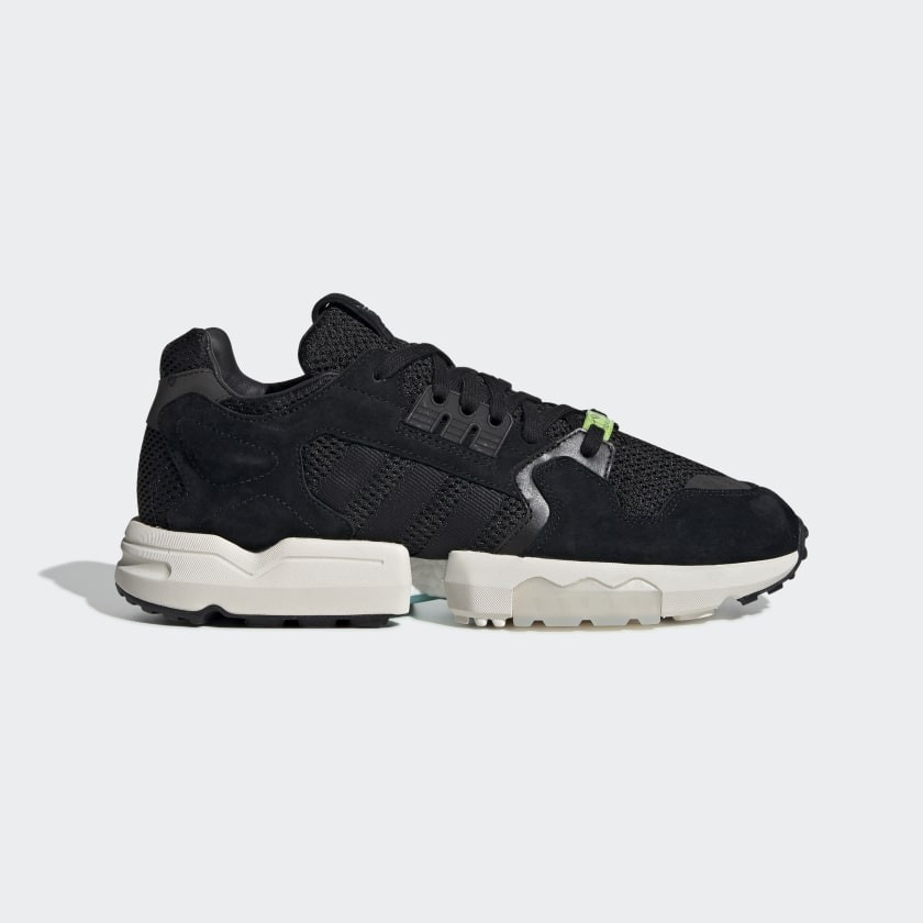 Adidas Originals ZX Torsion Boost Black White Men EE4805