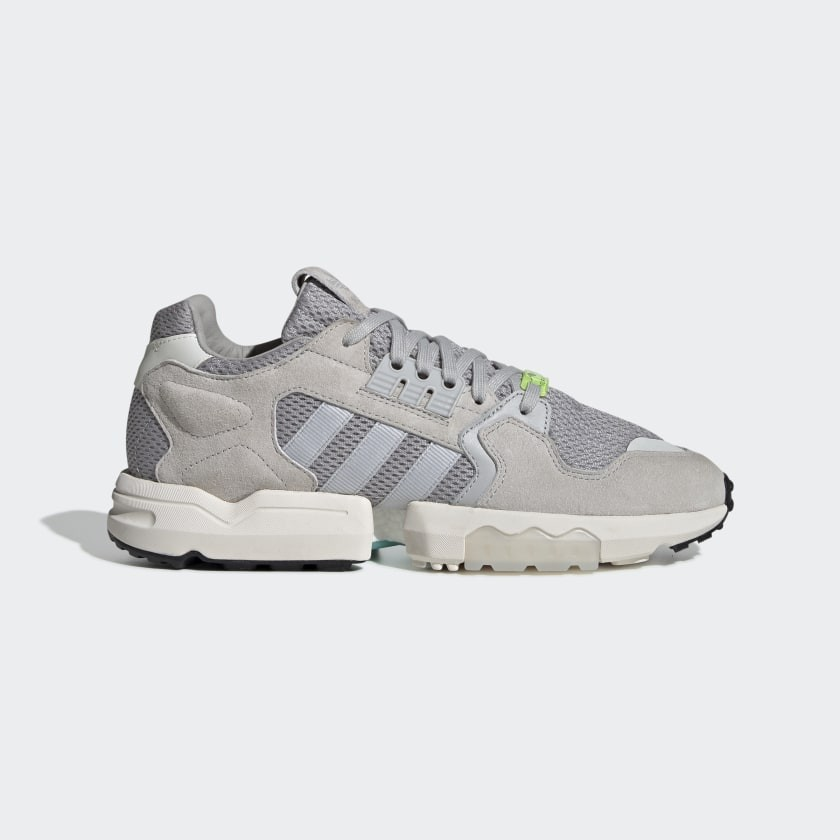 adidas ZX Torsion (Grey/White) - EE4809