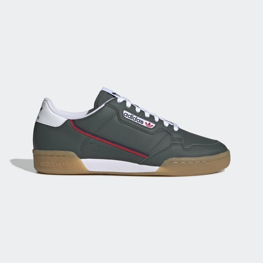 adidas Continental 80 Shoes - Grey EE5351