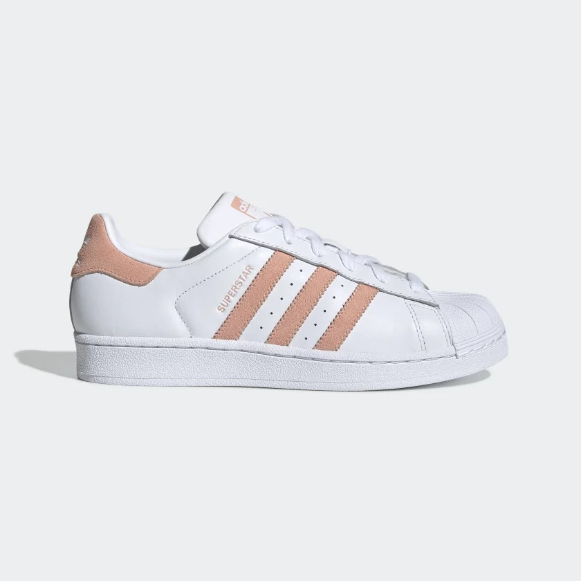 adidas Originals Superstar Womens White EF9249