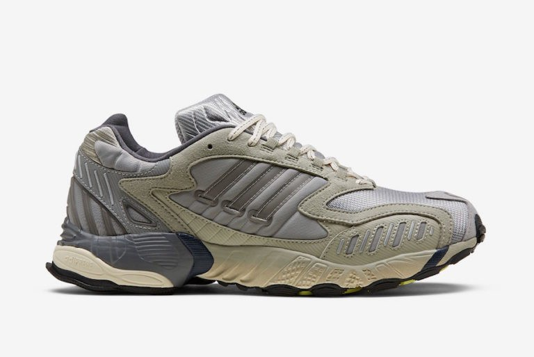 Norse Projects x adidas Torsion TRDC Grey EF7666