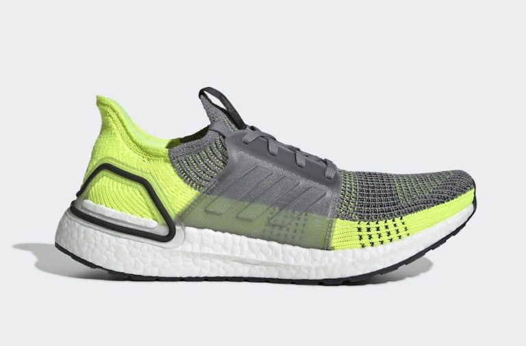adidas Ultra Boost 2019 Grey Three/Grey Three-Core Black EF1343