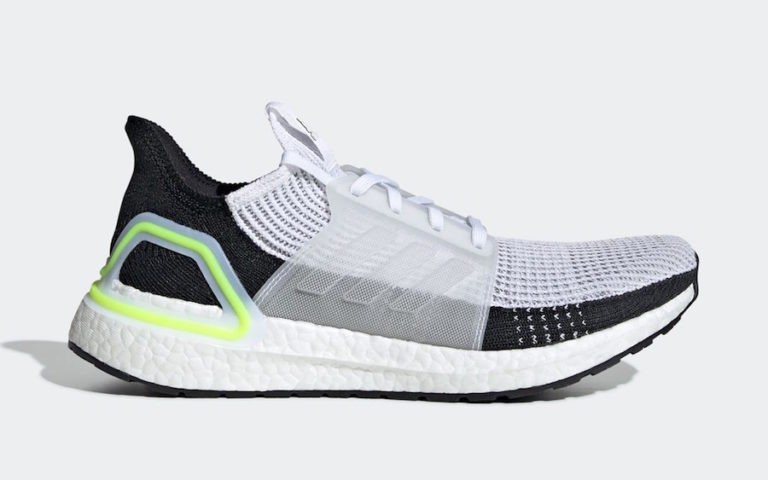 adidas Ultra Boost 2019 White EF1344