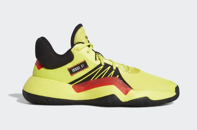 Adidas D.O.N. Issue 1 Yellow EG5667
