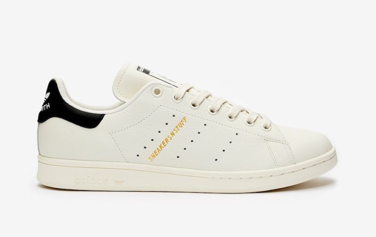 SNS x Adidas Consortium Stan Smith White FV7363
