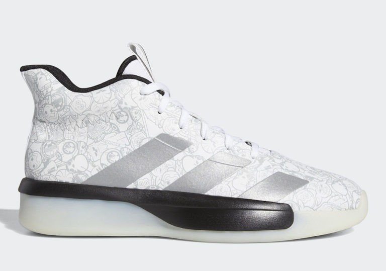 Star Wars x Adidas Pro Next 2019 White EH2459