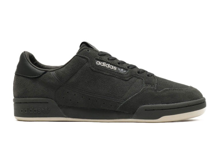 Adidas Continental 80 Black EE5364