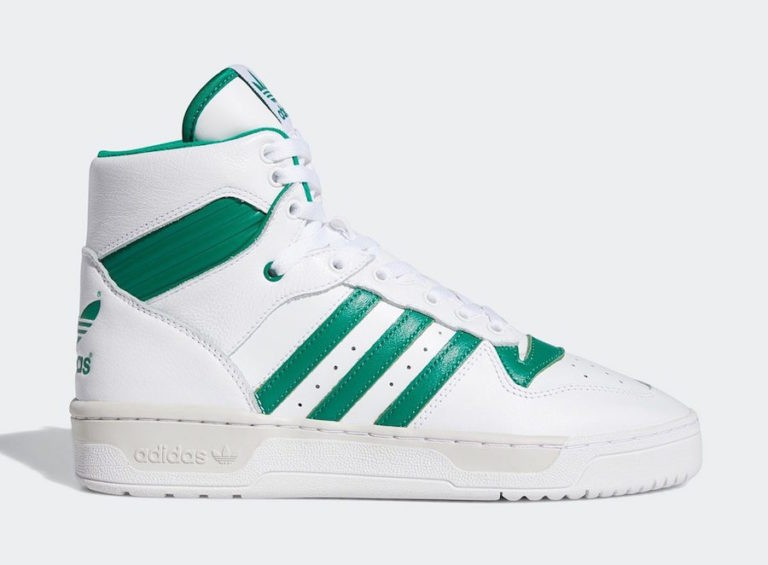 Adidas Rivalry Hi White EE4972