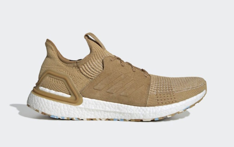 Universal Works x Ultra Boost 2019 Brown/Mesa-White - EG5185 - Adidas