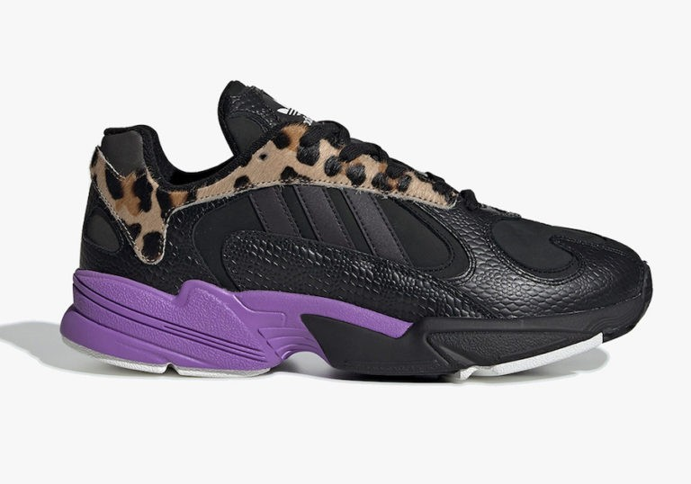 "Yung-1 ""Night Jungle"" Core Black/Core Black-Core Black - FV6447 - Adidas"