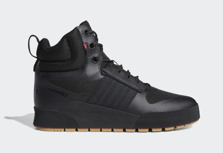 Jake Tech High Boots Core Black/Carbon-Gum - EE6212 - Adidas