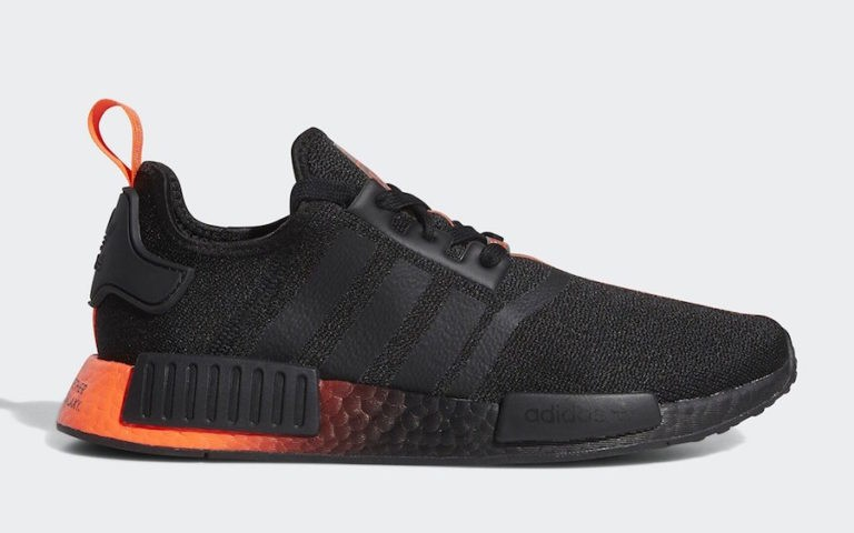 "Star Wars x NMD R1 ""Darth Vader"" Black - FW2282 - Adidas"