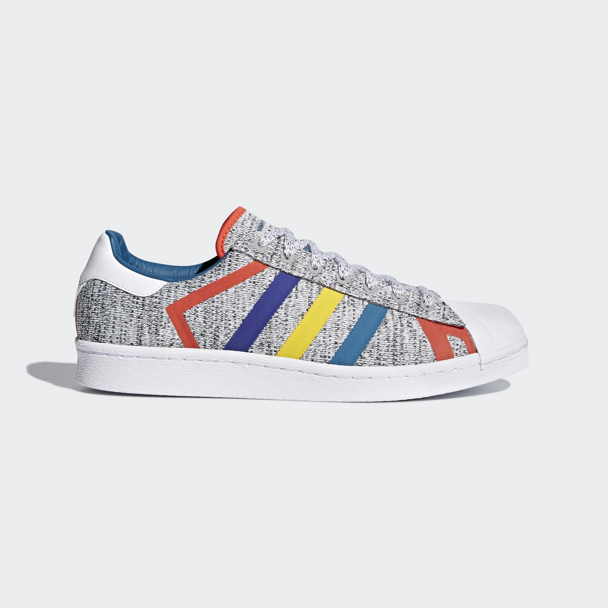 adidas Superstar White Mountaineering Grey Heather AQ0352