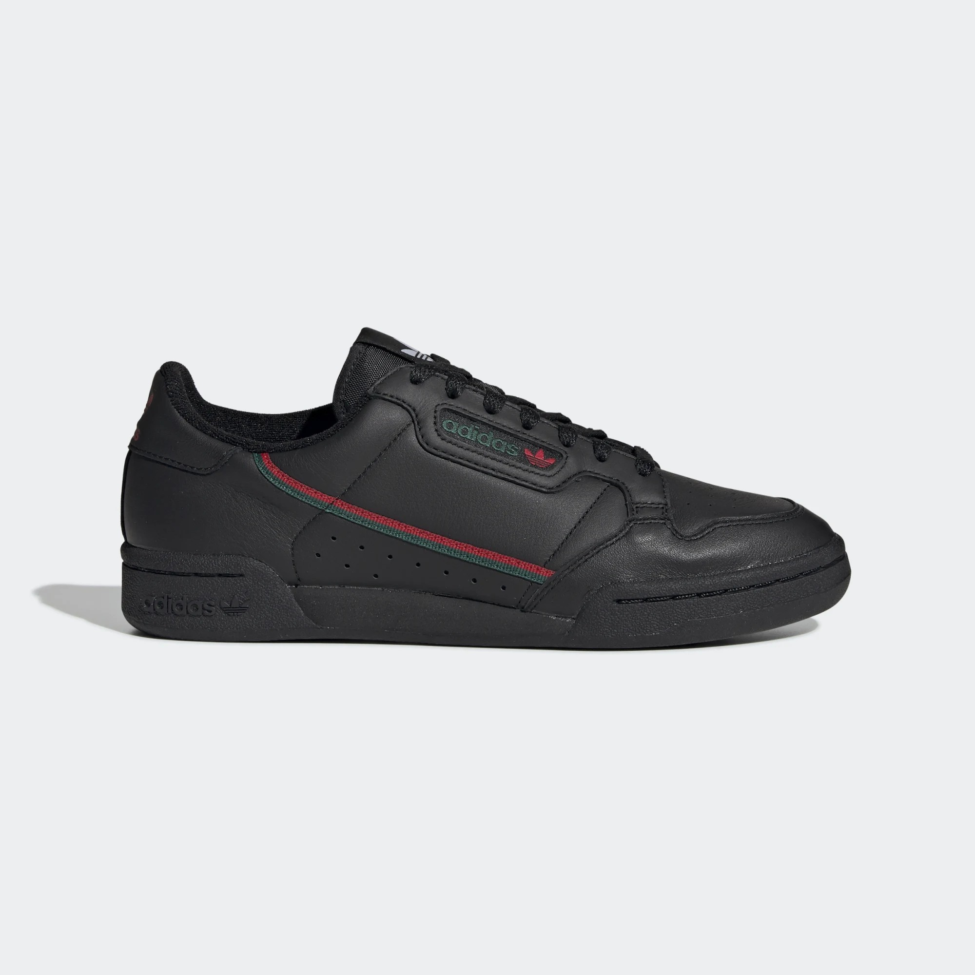 adidas Originals Continental 80 Black Sneakers EE5343