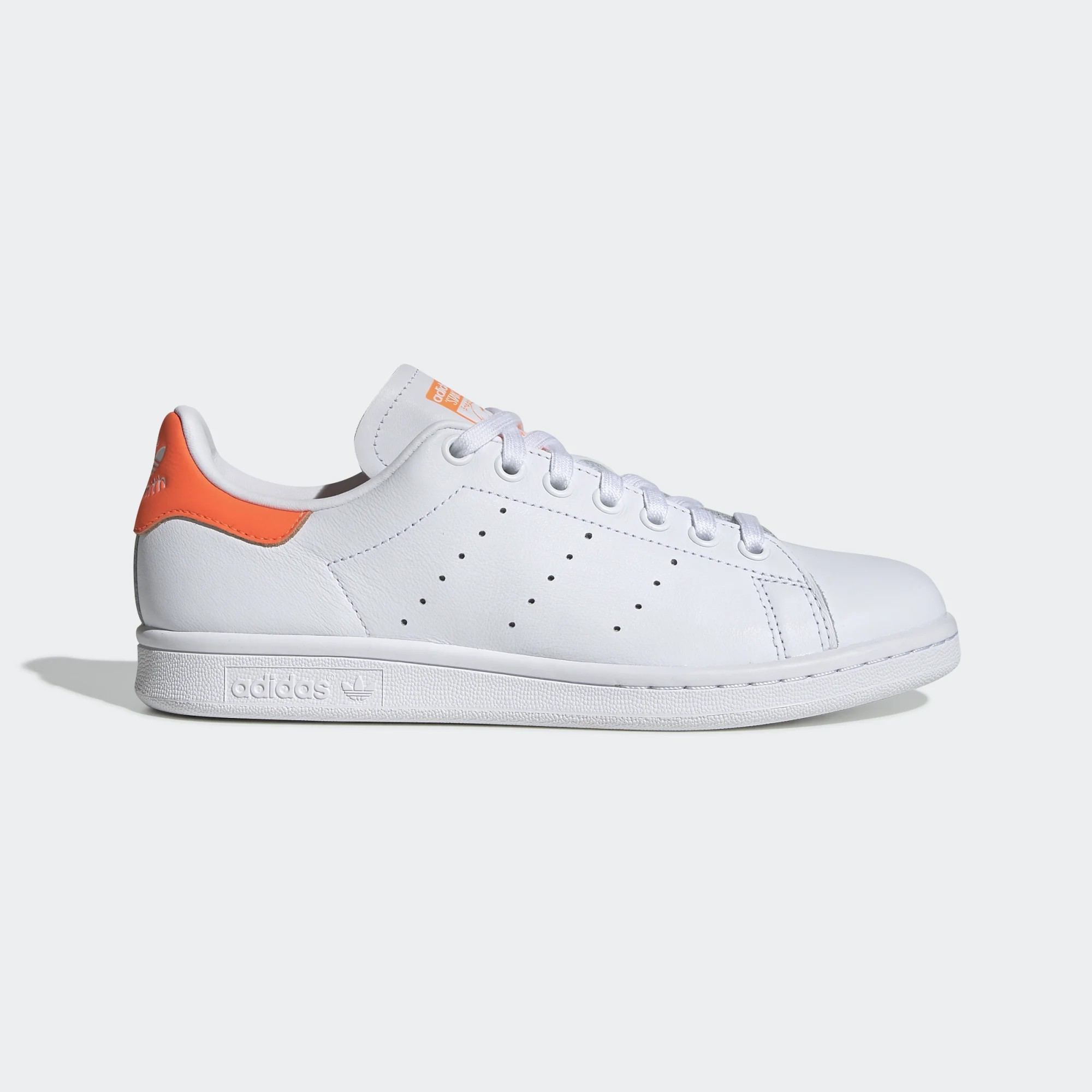 adidas Stan Smith W Ftw White/Solar Orange/Ftw White EE5863