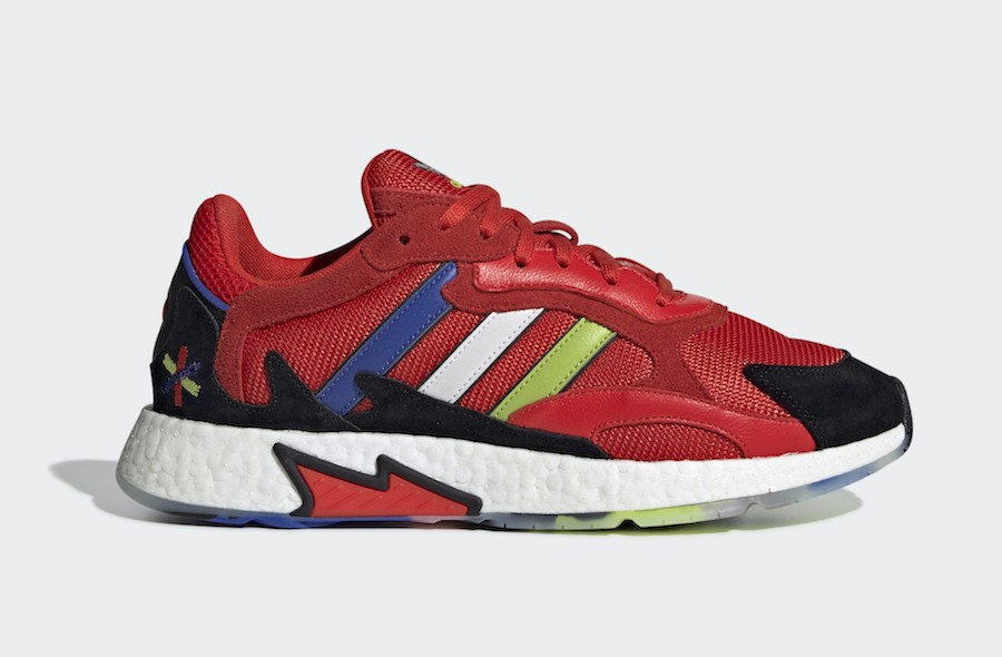 adidas TRESC Run Active Red/Cloud White-Core Black EE5687