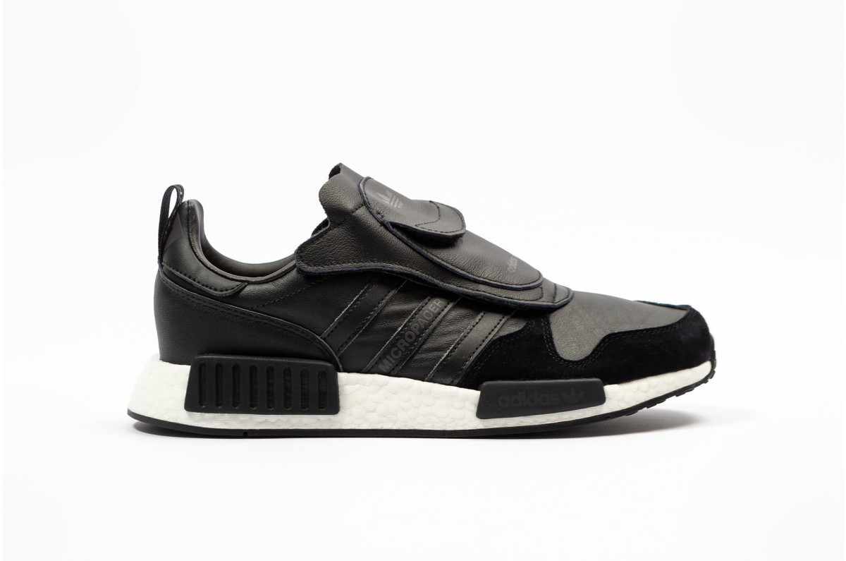 adidas Originals Micropacer x R1 Black Sneakers EE3625