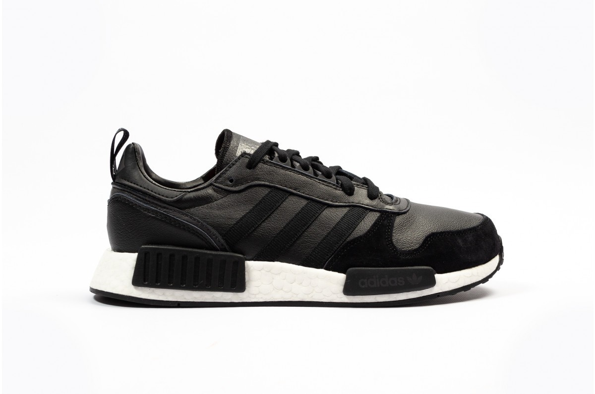 Adidas Rising Star x R1 Black/Solar Red EE3655