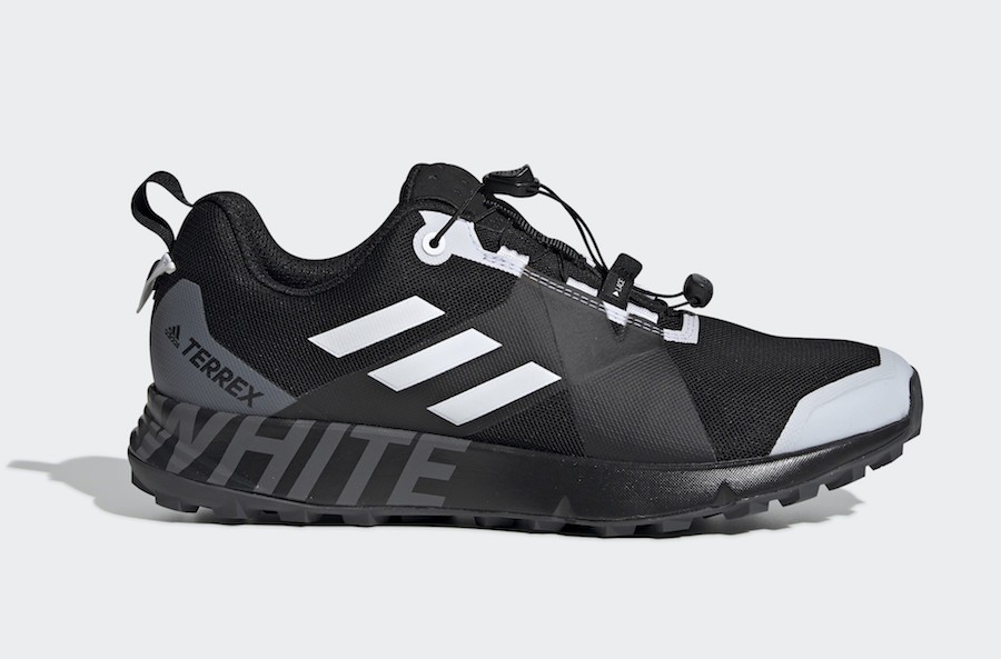 White Mountaineering x adidas Terrex TWO GTX Core Black/Cloud White-Core Black DB3006