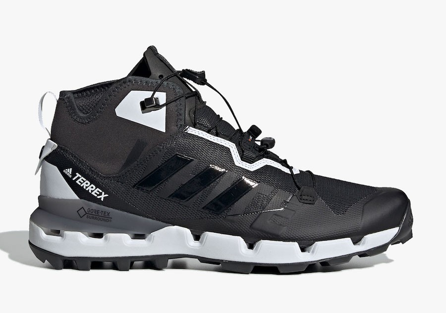 White Mountaineering x adidas Terrex Fast Carbon/Core Black-Cloud White DB3007