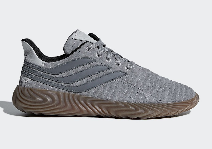 adidas Sobakov Grey Three/Grey Four-Grey Two D98152