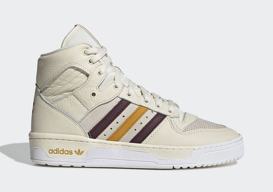 Eric Emanuel x adidas Rivalry Hi Crystal White/Night Red-Real Pink-Bold Gold G25836