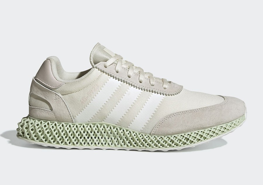 adidas Futurecraft 4D-5923 Running White/Cloud White-Grey G28389