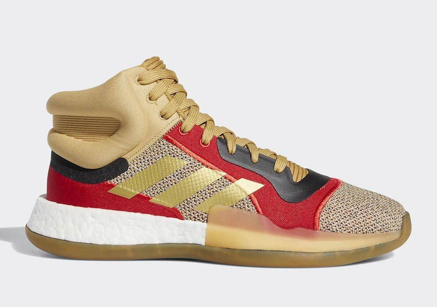 adidas Marquee Boost Gold G27742