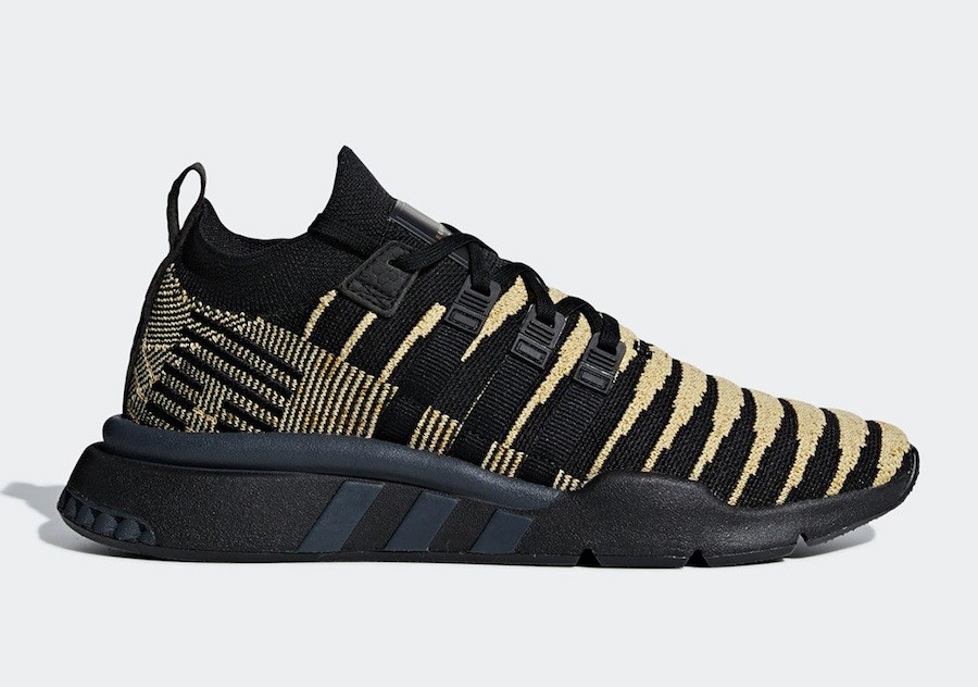 "Dragon Ball Z x adidas EQT Support Mid ADV ""Shenron"" Black DB2933"