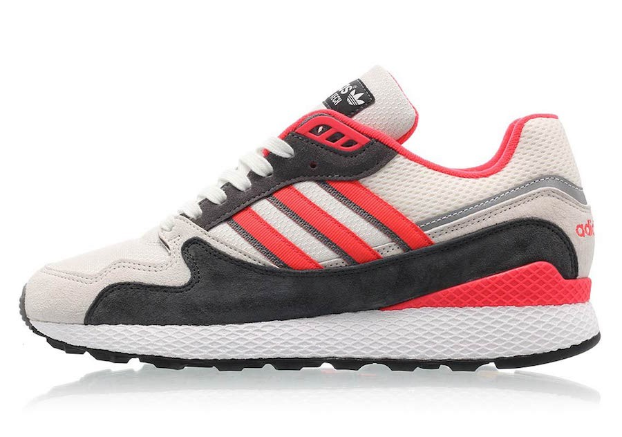 adidas Ultra Tech Raw White/Shock Red-Grey Four BD7935