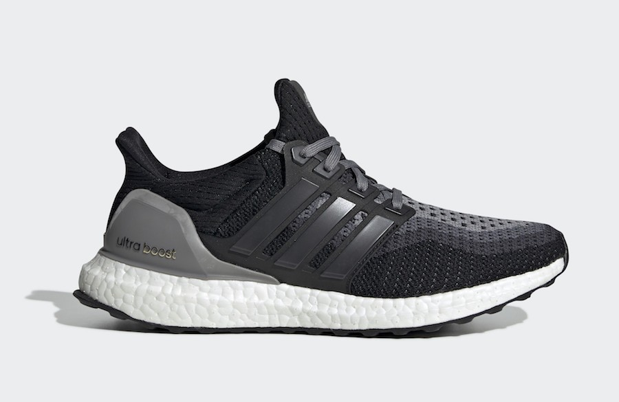 adidas Ultra Boost 2.0 Core Black/Core Black-Grey AF5141