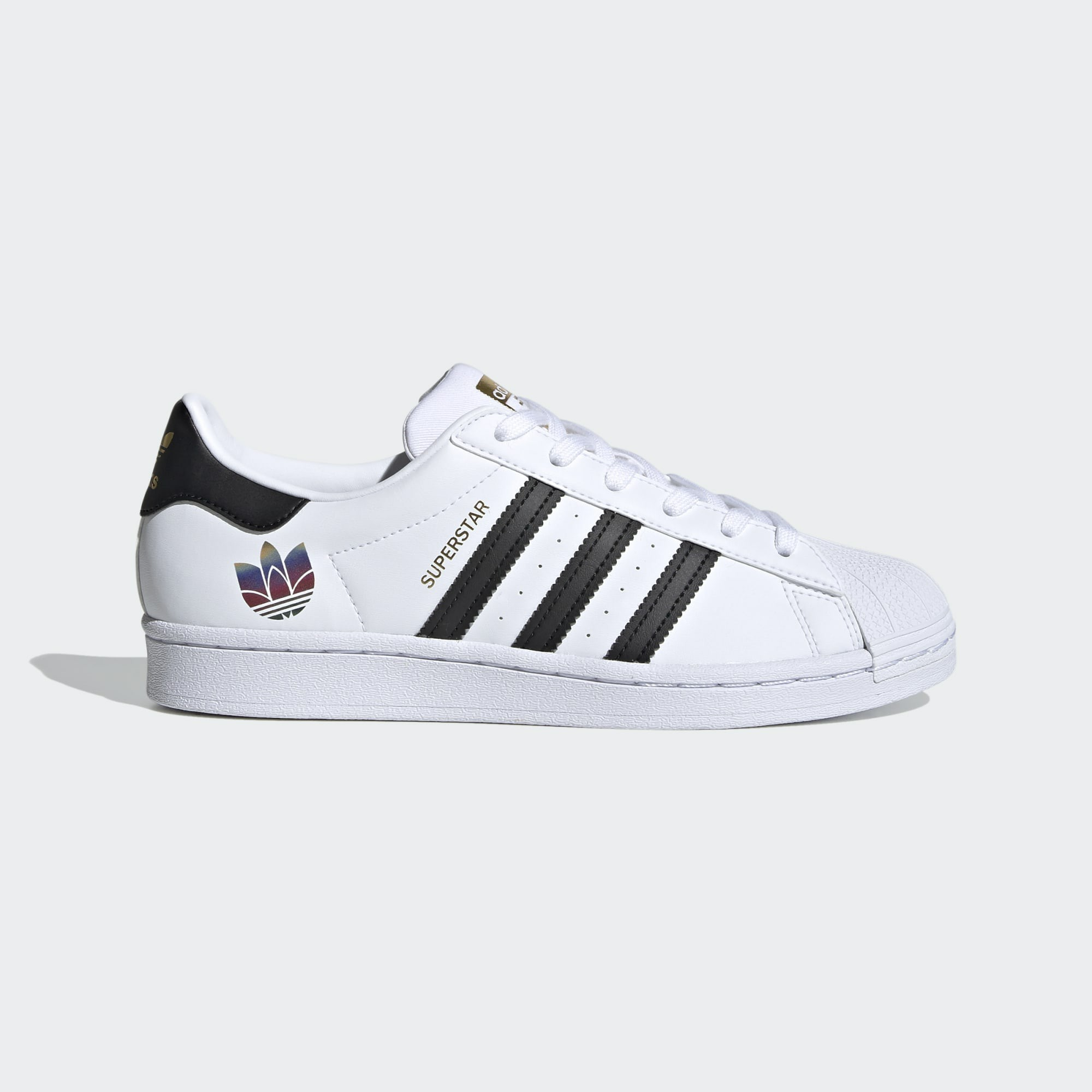 Adidas Superstar FX8543 White/Black/Gold Metallic