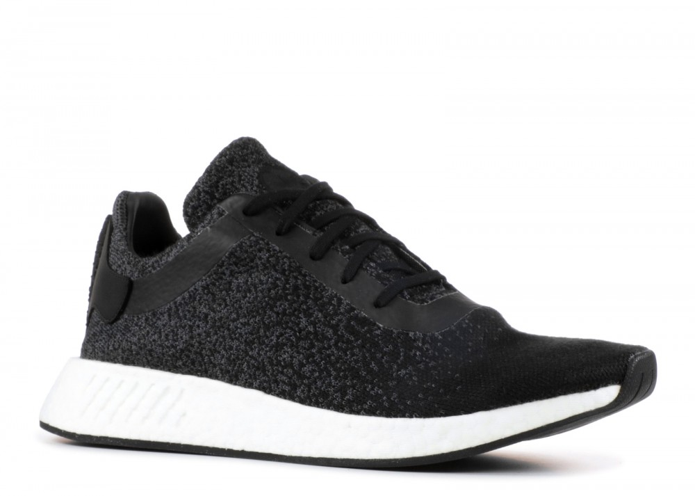 finest selection c8794 7104c More Views. Adidas x Wings + Horns NMD R2 PK Core Black   Grey CP9550