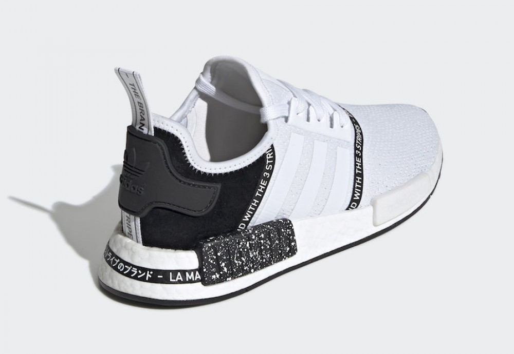 NMD_R1 'Speckle Pack White' adidas EF3326