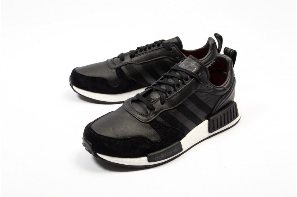 size 40 28cf7 56458 adidas Originals Risingstar x R1 | Black | Sneakers | EE3655 ...