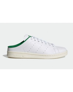 Adidas Stan Smith Slip-On Footwear White/Green-Off White FX5849