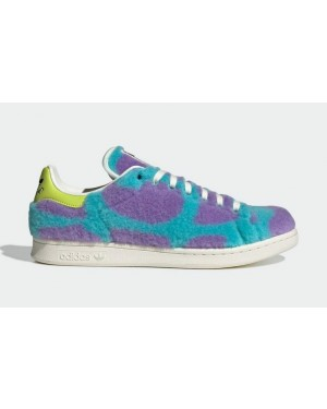 Monsters Inc Pixar x adidas Stan Smith Mike Sulley GZ5990