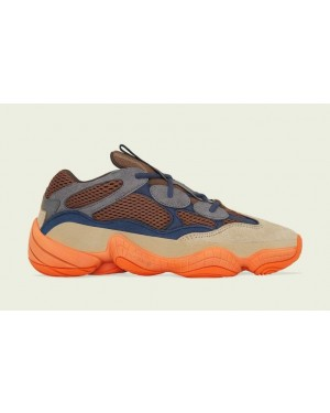 """Adidas Yeezy 500 """"Enflame"""" Brown GZ5541"""
