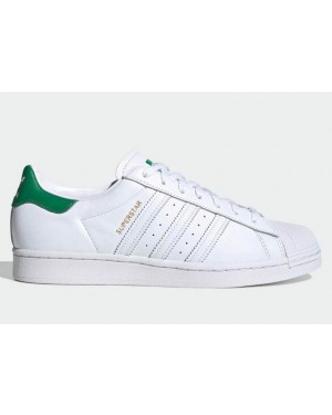 Adidas Superstar Cloud White/Cloud White-Green FZ3642