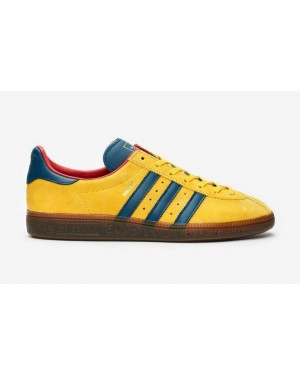 "SNS x Adidas GT ""London"" Yellow/Legend Marine-Scarlet FW5042"